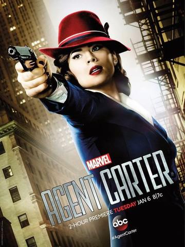 Изображение для Агент Картер / Agent Carter, Сезон 1, Серии 1-8 из 8 (2015) WEB-DL 720p | LostFilm (кликните для просмотра полного изображения)
